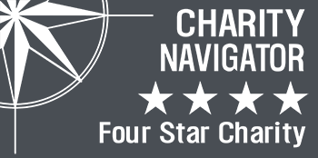 Charity Navigator Logo - Rated 4 Star Charity