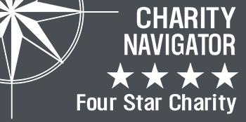 Charity Navigator Logo - Rated 4 Star Charity